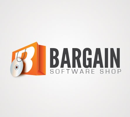 Bargain Software Shop Logo