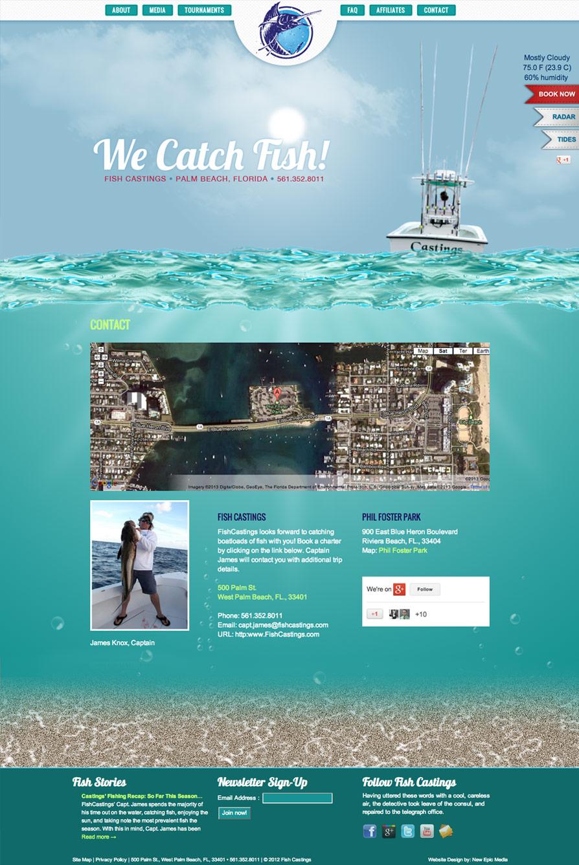 Fish Castings