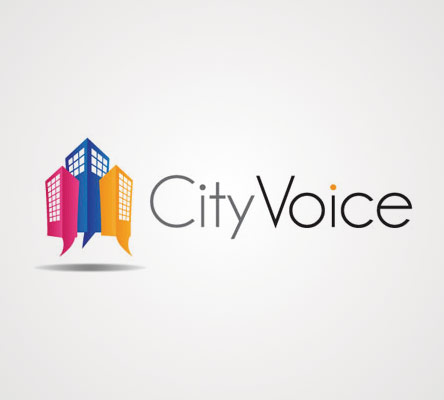City Voice Logo