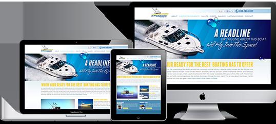 Macgregor Yachts Site Design