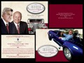 Concourse d'Elegance Invitation Design
